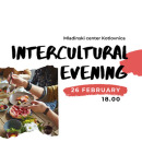 Intercultural evening // Medkulturni večer – Latvia | Spain | Slovenia